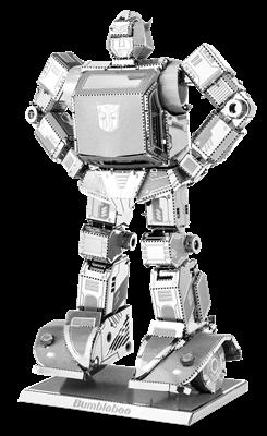 metal earth  Transformers - bumblebee