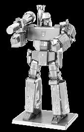 metal earth  Transformers - megatron