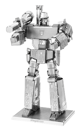 metal earth  Transformers - megatron