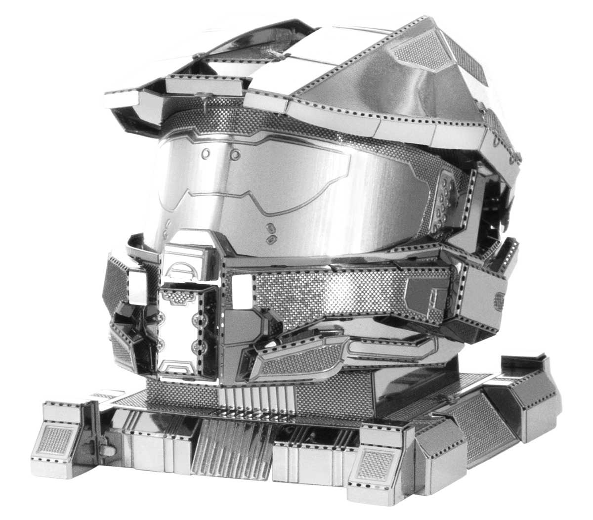 metal earth Halo - master chief helmet