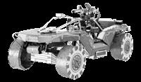 metal earth halo - unsc warthog