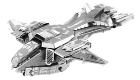 metal earth halo - unsc pelican
