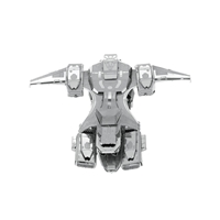 metal earth halo - unsc pelican 4