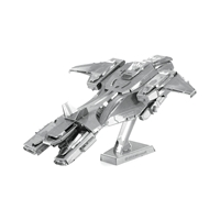metal earth halo - unsc pelican 5