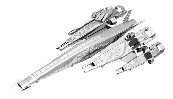 metal earth mass effect - normandy sr2