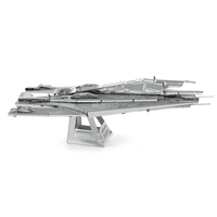 metal earth  Mass Effect - alliance cruiser 5