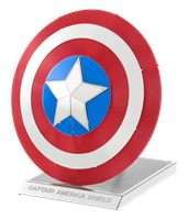 metal earth Marvel - captain america's shield