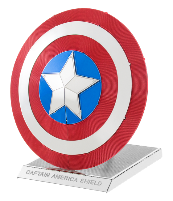 metal earth Marvel - captain america's shield