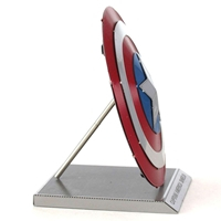 metal earth Marvel - captain america's shield 4