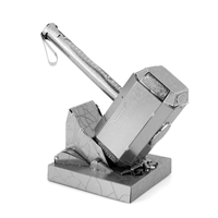 metal earth  marvel - mjolnir 1