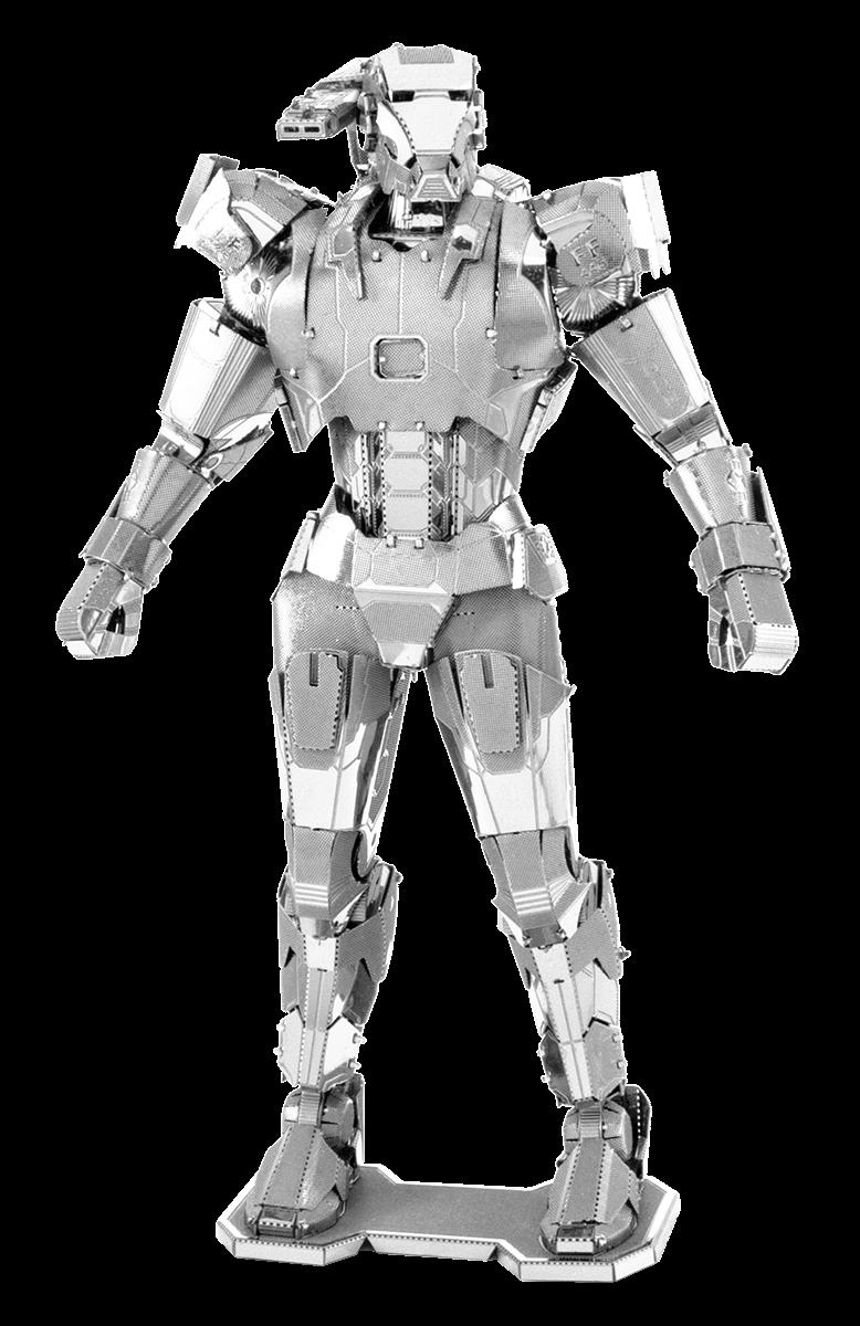 metal earth marvel - war machine