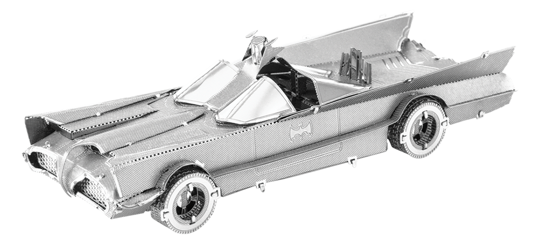 metal earth batman classic tv series batmobile