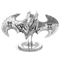 metal earth batman movie batwing 2