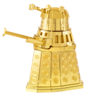 metal earth doctor who dalek