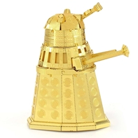 metal earth doctor who dalek 3