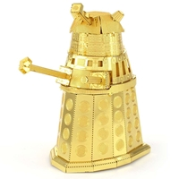 metal earth doctor who dalek 4