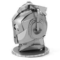metal earth doctor who cyberman head 1