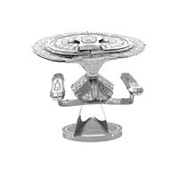 metal earth ships - uss enterprise 1707-D -4