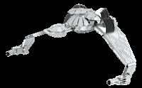 metal earth star trerk - bird of prey