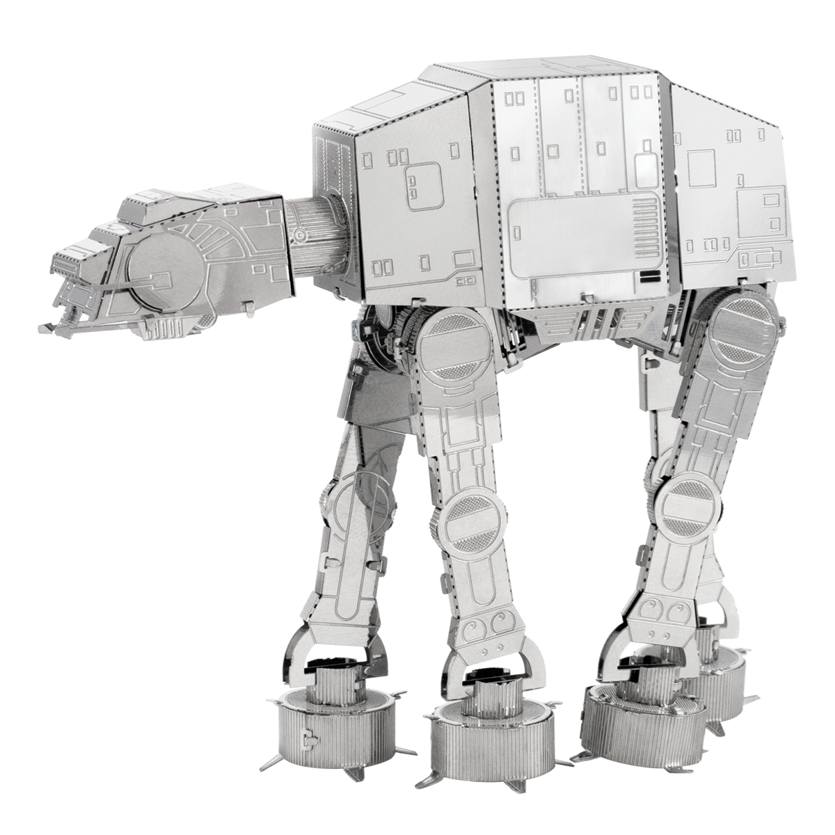 metal earth  the  Star Wars  imperial at-at