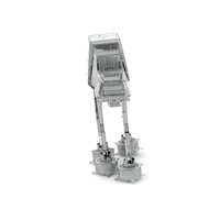 metal earth  the  Star Wars  imperial at-at 1