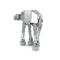 metal earth  the  Star Wars  imperial at-at 2