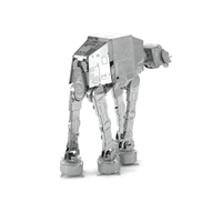 metal earth  the  Star Wars  imperial at-at 4