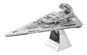 metal earth star wars - imperial star destroyer