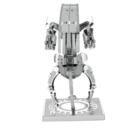 metal earth star wars - destroyer droid 5