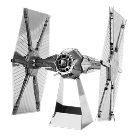 metal earth star wars - imperial tie fighter