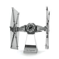 metal earth star wars - imperial tie fighter 2