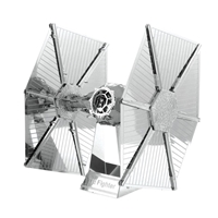 metal earth star wars - imperial tie fighter 3