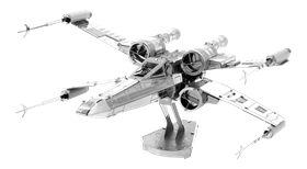 metal earth  star wars - x-wing star fighter