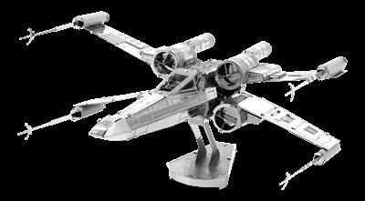metal earth  star wars - x-wing star fighter