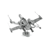 metal earth  star wars - x-wing star fighter 3