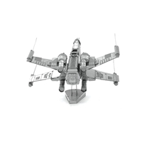 metal earth  star wars - x-wing star fighter 4