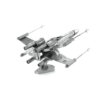 metal earth  star wars - x-wing star fighter 5