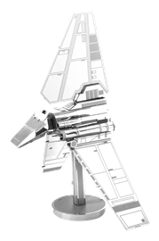 metal earth star wars - imperial shuttle
