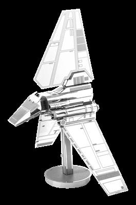 metal earth star wars - imperial shuttle