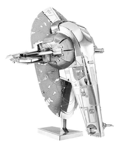 metal earth star wars - slave 1