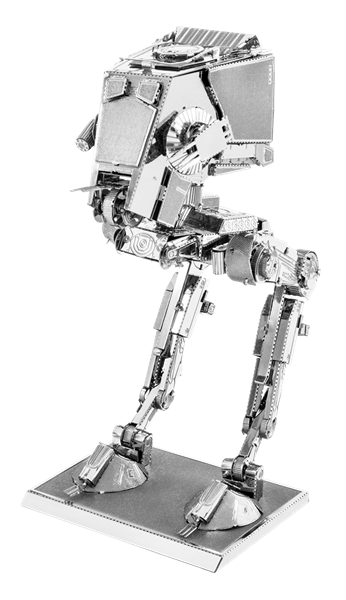 metal earthe  the  Star Wars - imperial at- st
