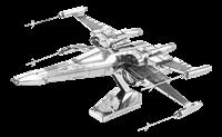 Metal Earth Star Wars - Poe Dameron's X-wing fighter