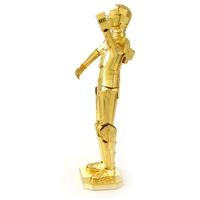 metal earth star wars - C-3 PO -2