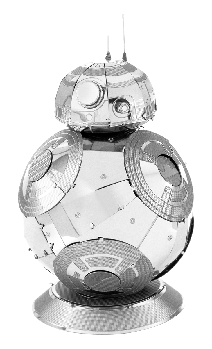 metal earth star wars bb-8