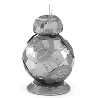 metal earth star wars bb-8 1