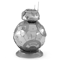 metal earth star wars bb-8 4