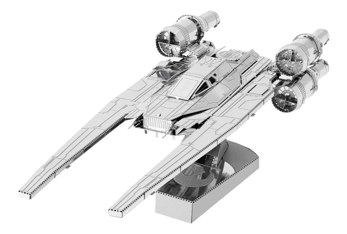 metal earth star wars - u-wing fighter