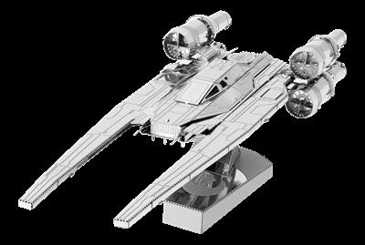 metal earth star wars - u-wing fighter