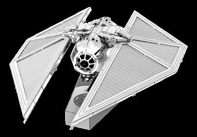 metal earth star wars - imperial tie striker