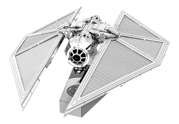 metal earth star wars - imperial tie striker